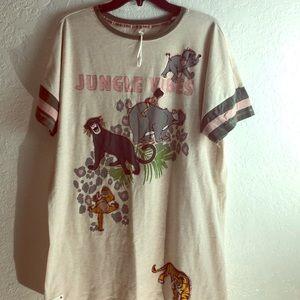 Disney Jungle Book nightshirt